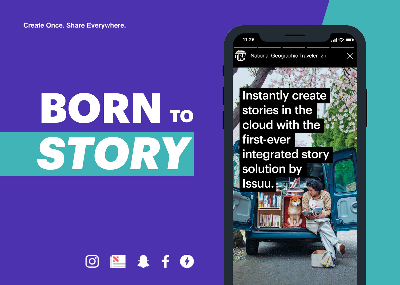 Born to Story