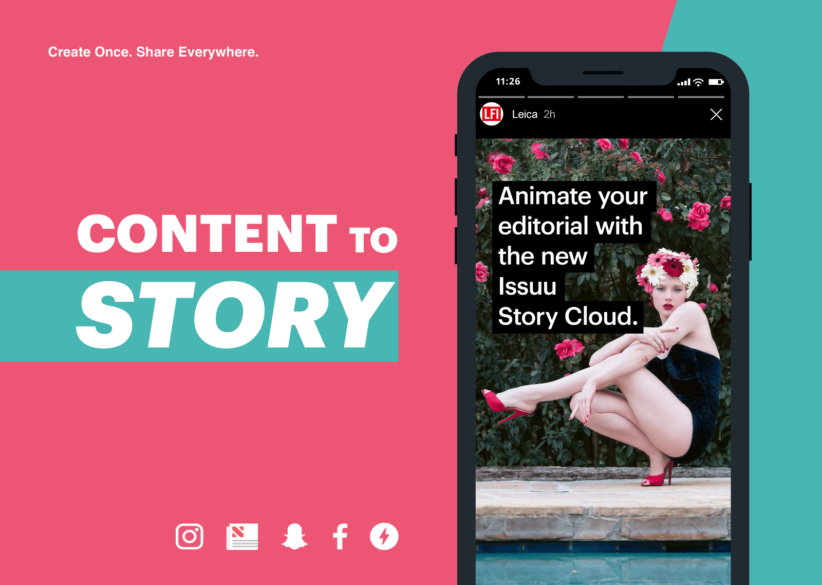 Content to Story