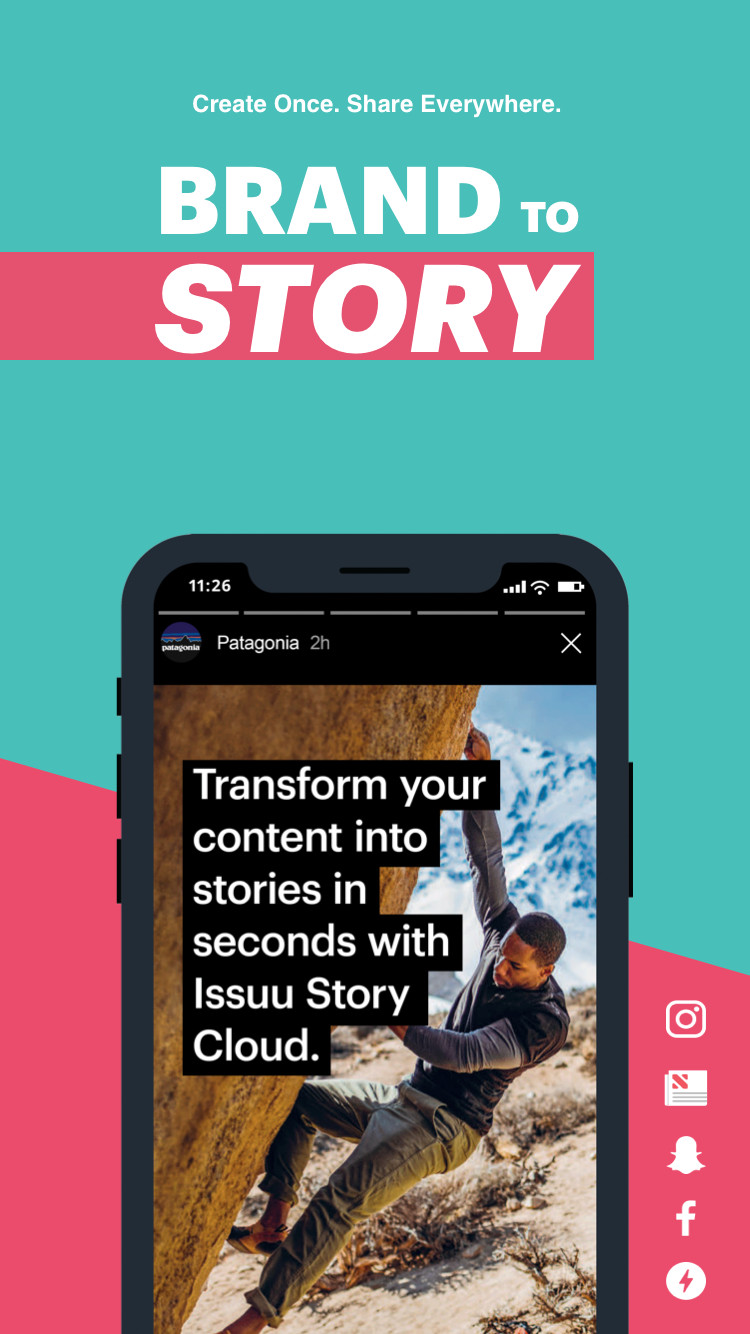Brand to Story
