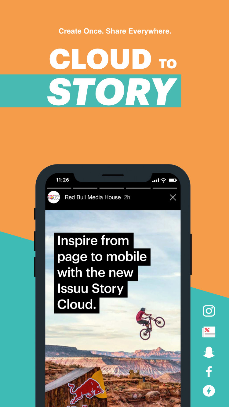 Cloud to Story